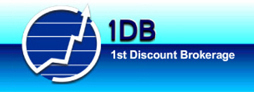 1st Discount Brokerage company logo